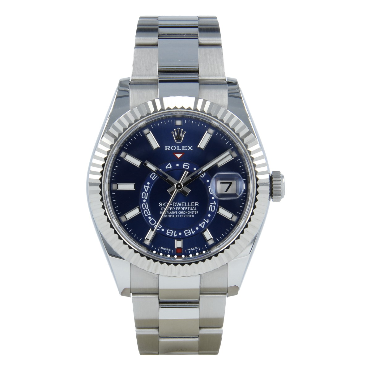 Rolex Sky-Dweller 326934 Blue Dial *New* | Buy pre-owned Rolex watch