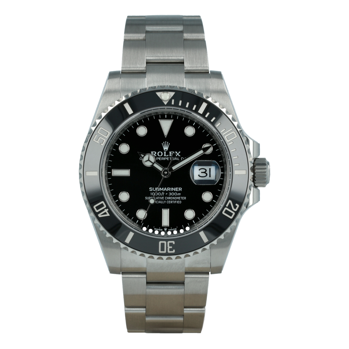 Rolex Submariner Date 126610LN *Brand-New* | Buy pre-owned Rolex watch