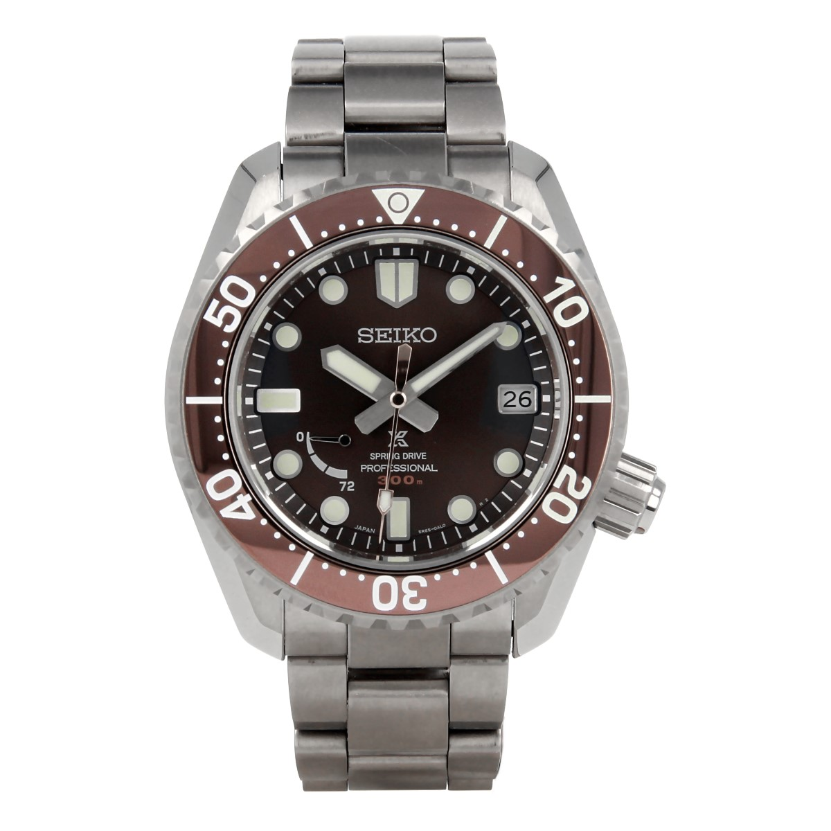 Seiko Prospex LX SNR041J1 Limited Edition | Buy second hand Seiko watches