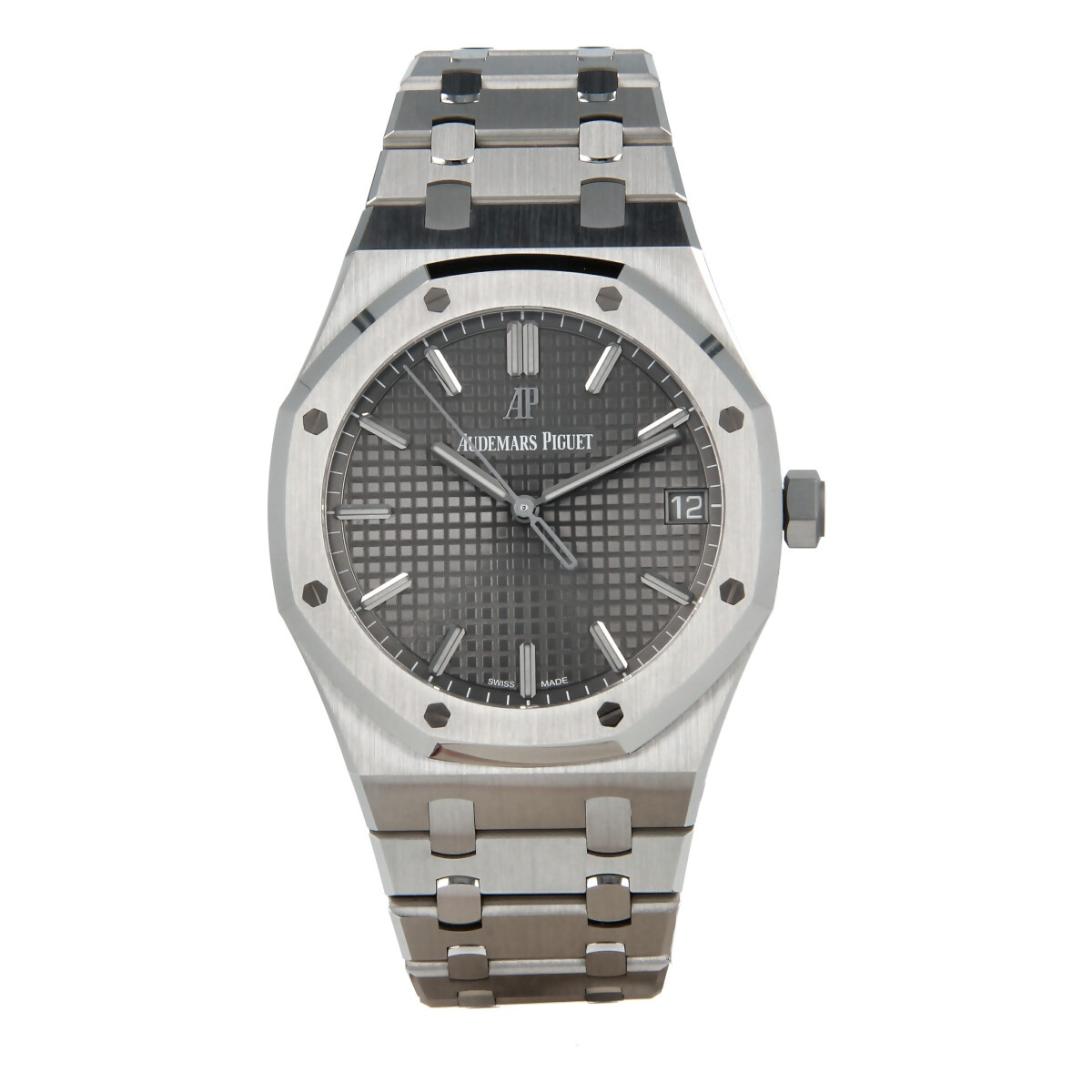 Audemars Piguet Royal Oak 15500ST Grey Dial *Brand-New* | Buy pre-owned Audemars Piguet watches
