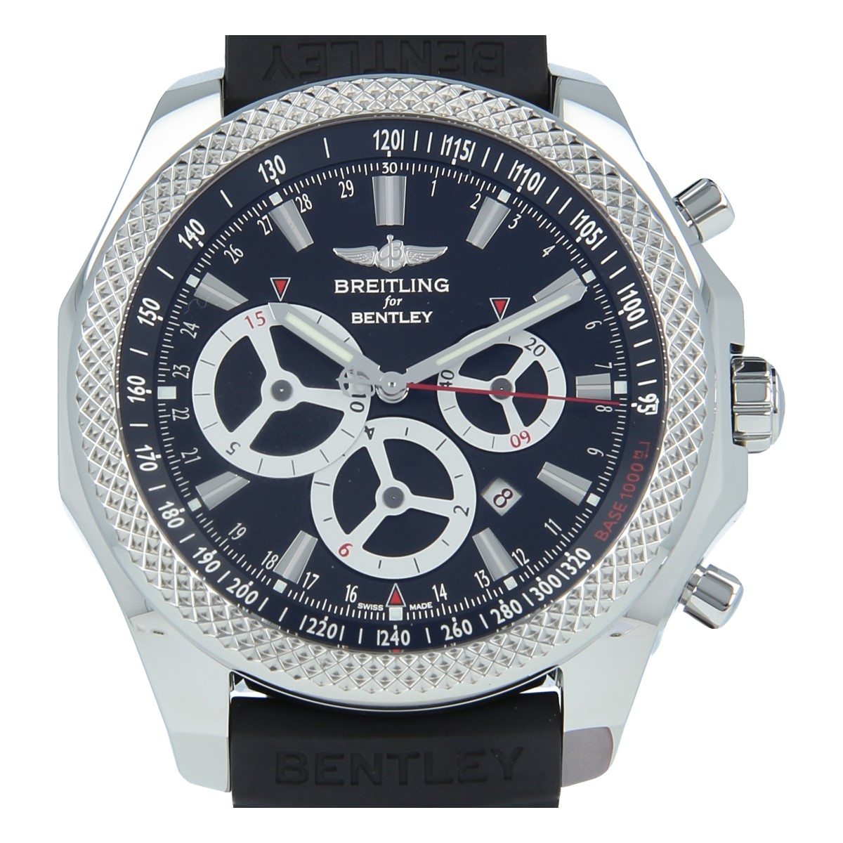 Breitling For Bentley Infos Price History: Breitling For Bentley Barnato Racing 49mm *Brand-new