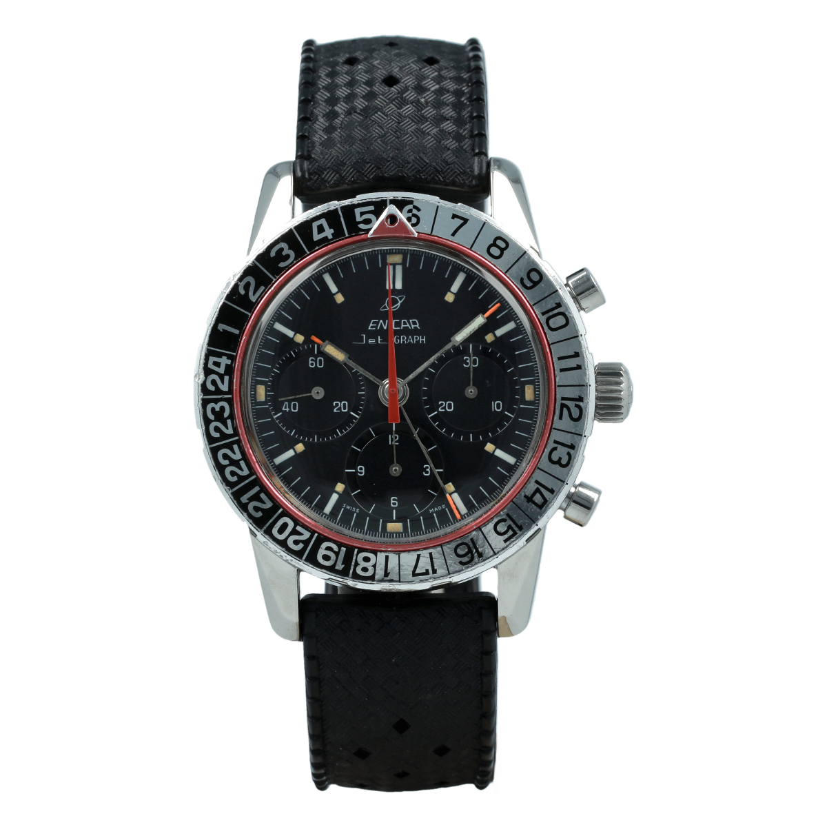 Enicar Jet Graph (est. 1964) [ID14987] | Buy pre-owned Enicar