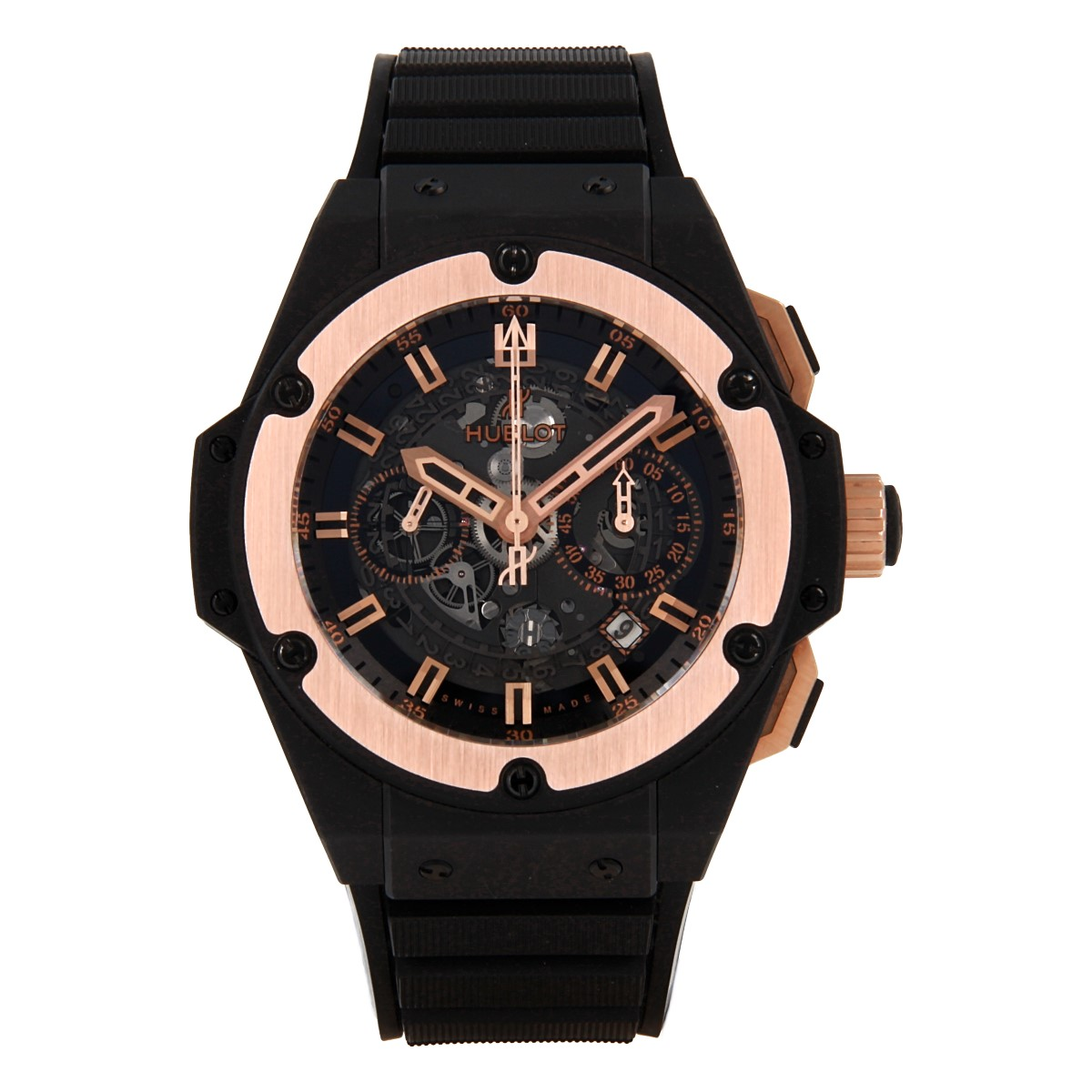 Hublot King Power Unico Cronógrafo 48mm | Comprar reloj Hublot de segunda mano