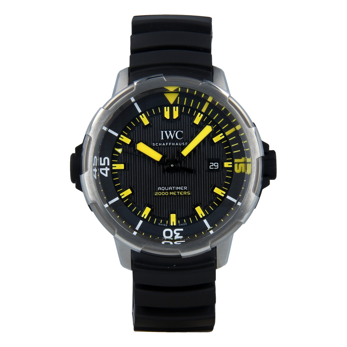 574ec65d0bb4 IWC Aquatimer Automatic 2000