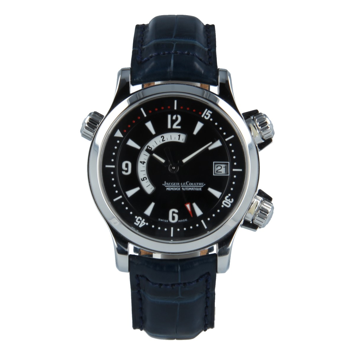 Jaeger-LeCoultre Master Compressor Memovox Alarm | Buy pre-owned Jaeger-LeCoultre watch