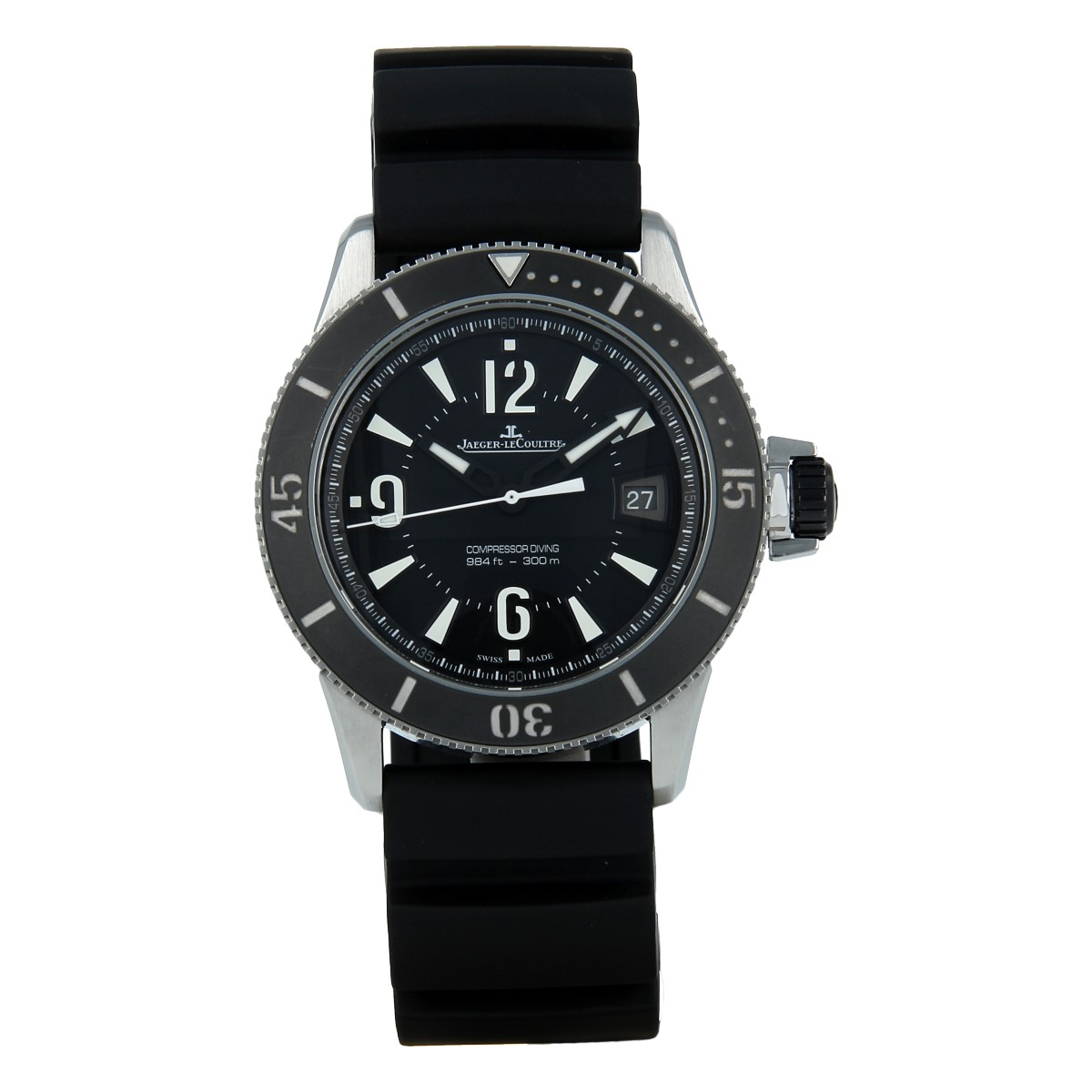 Jaeger-LeCoultre Master Compressor Diving US Navy SEALs *Limited Edition* | Buy pre-owned Jaeger-LeCoultre watch