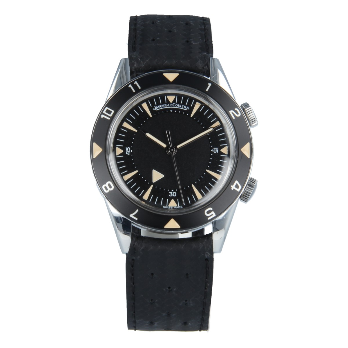 Jaeger-LeCoultre Memovox Tribute to Deep Sea | Buy pre-owned Jaeger-LeCoultre watch