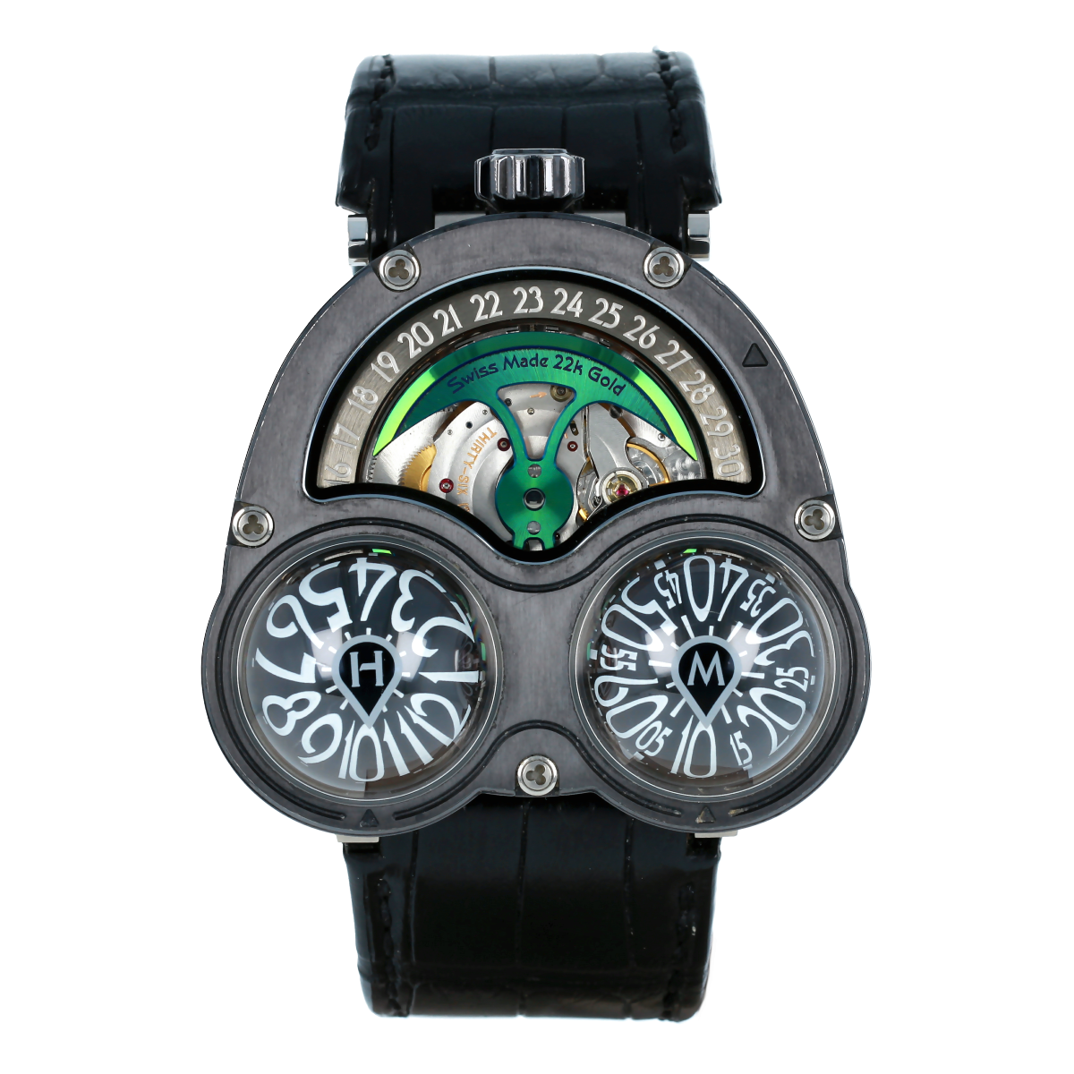 MB&F Horological Machine Nº3