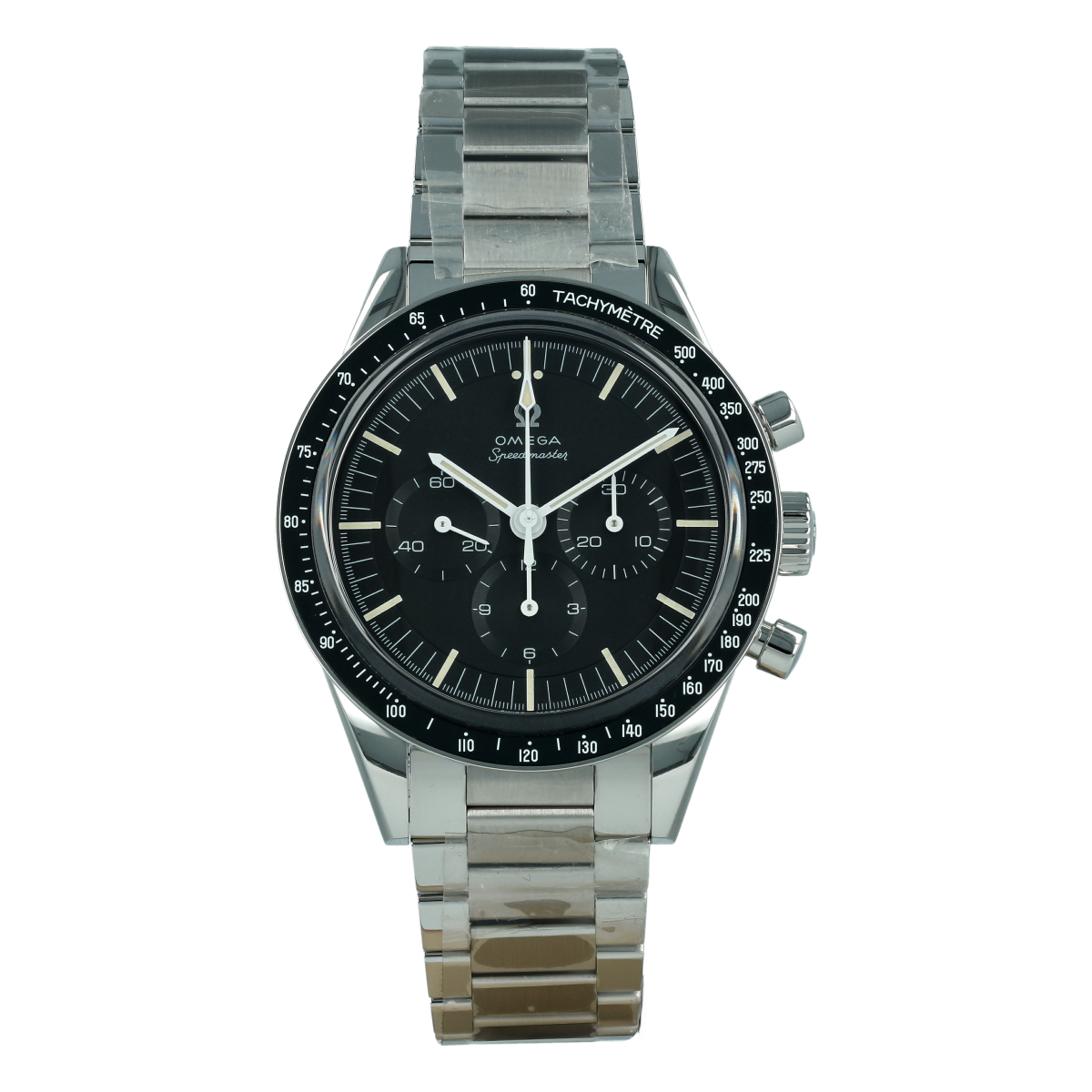 Omega Speedmaster Chronograph Calibre 321 *New with Stickers* | Buy pre-owned Omega watch