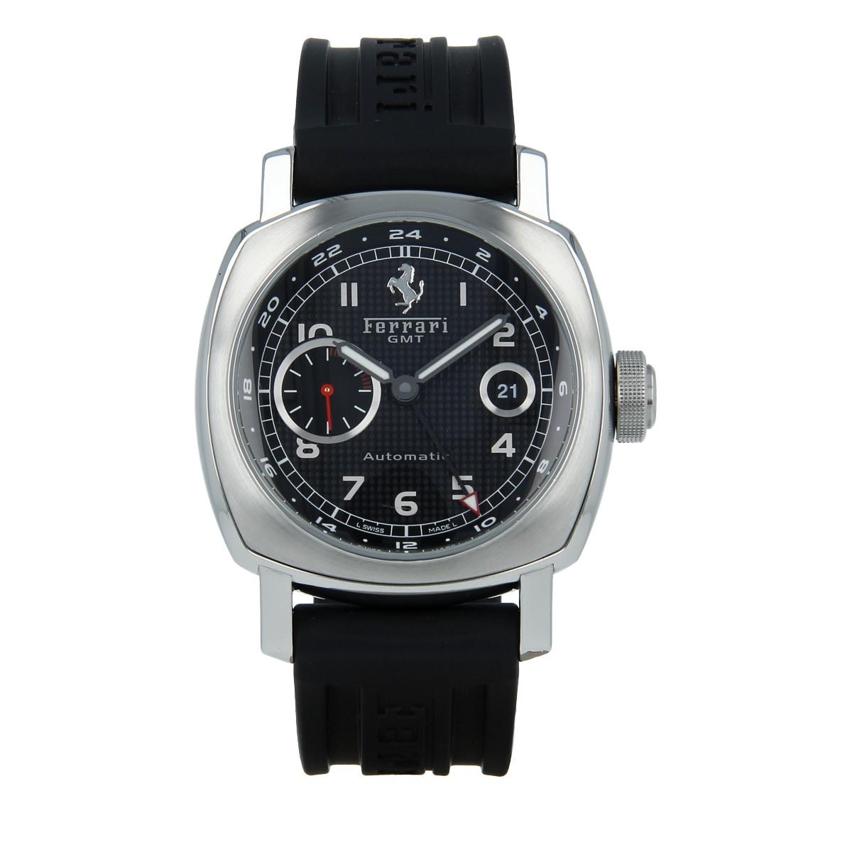 Panerai Ferrari Granturismo Gmt Buy Pre Owned Panerai Watch