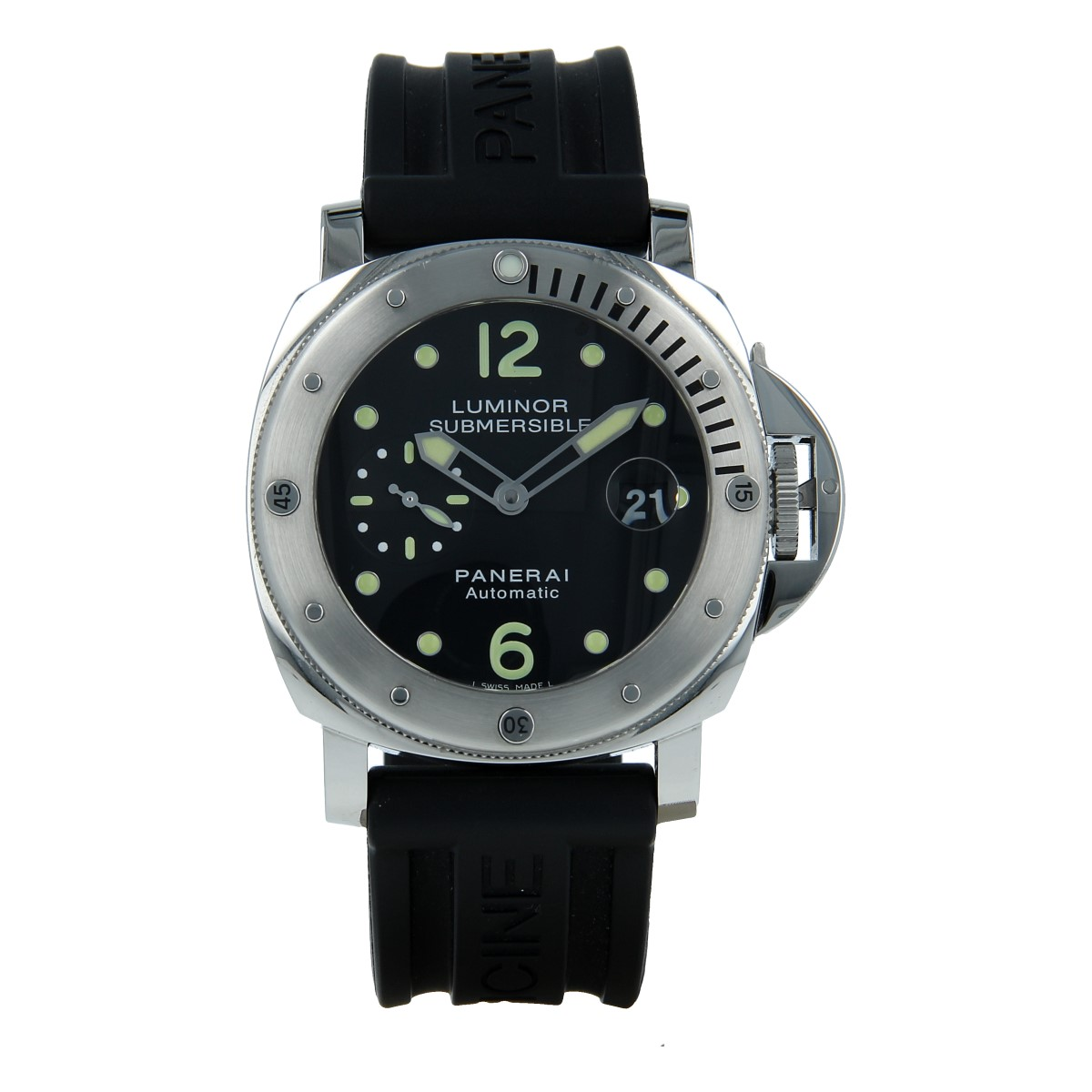 15f1eaa5fe25 Panerai Luminor Submersible 44mm