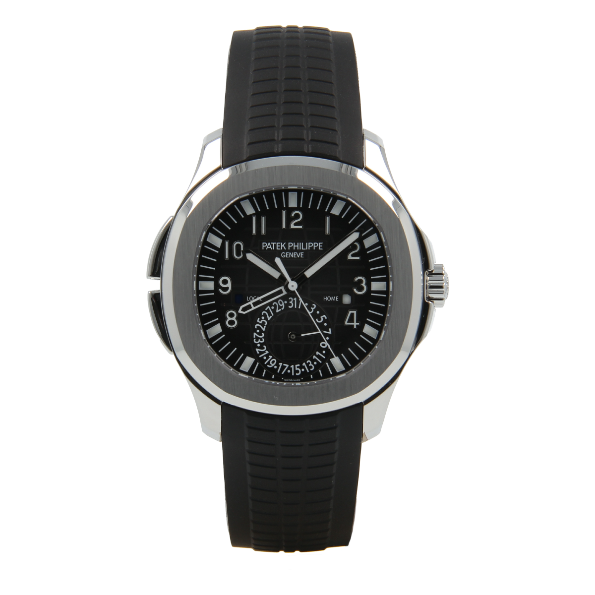 Patek Philippe Aquanaut Travel Time 5164A-001 *Brand-New* | Buy pre-owned Patek Philippe watch