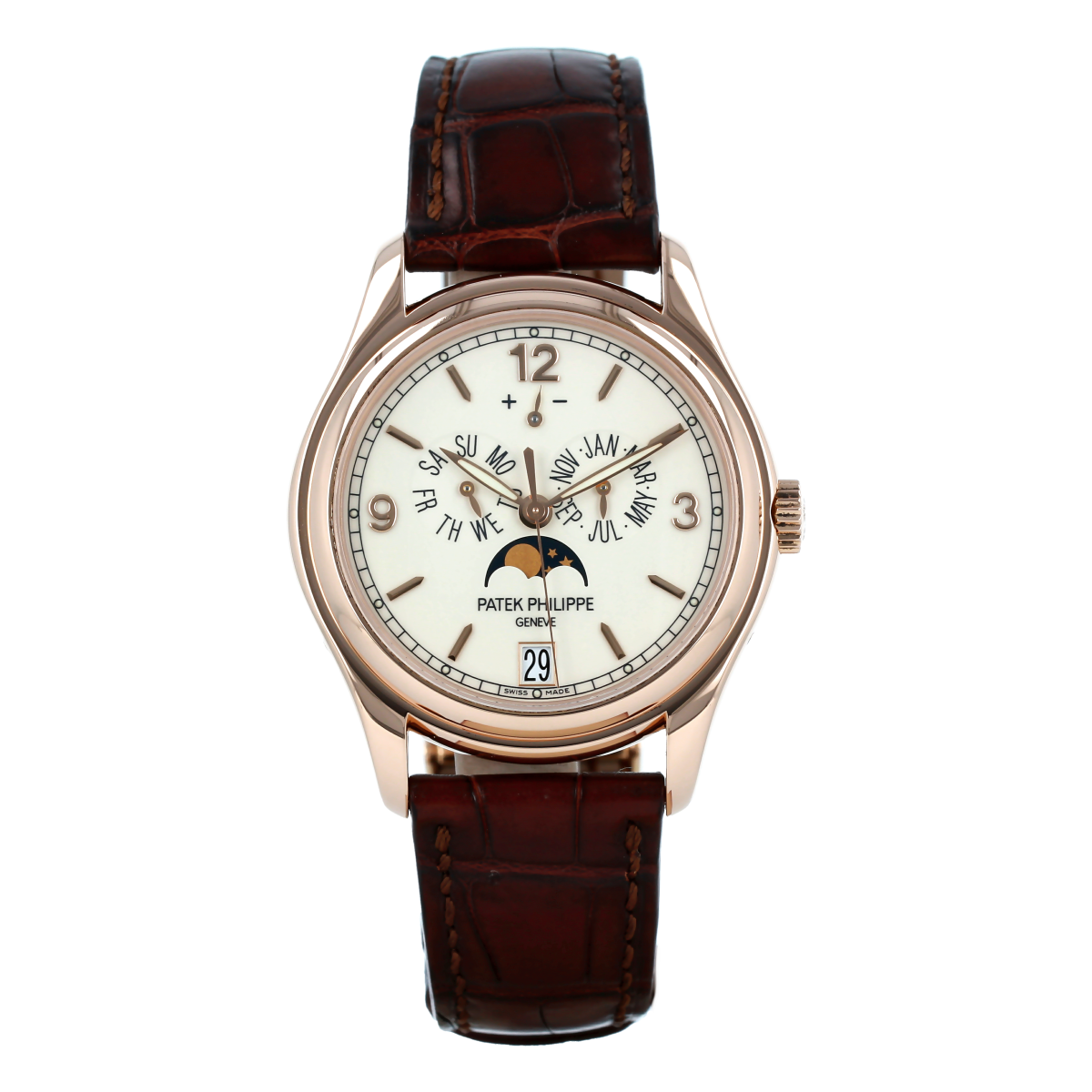Patek Philippe Complications 5146R Annual Calendar *Like New* | Buy pre-owned Patek Philippe watch
