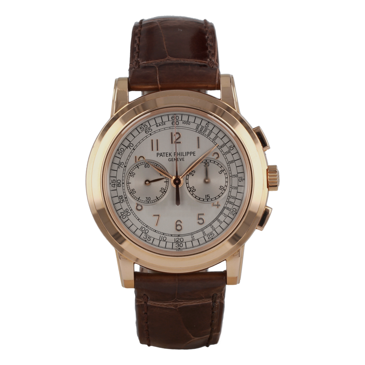 Patek Philippe Complications 5070R Chronograph *Full Set* | Buy pre-owned Patek Philippe watch