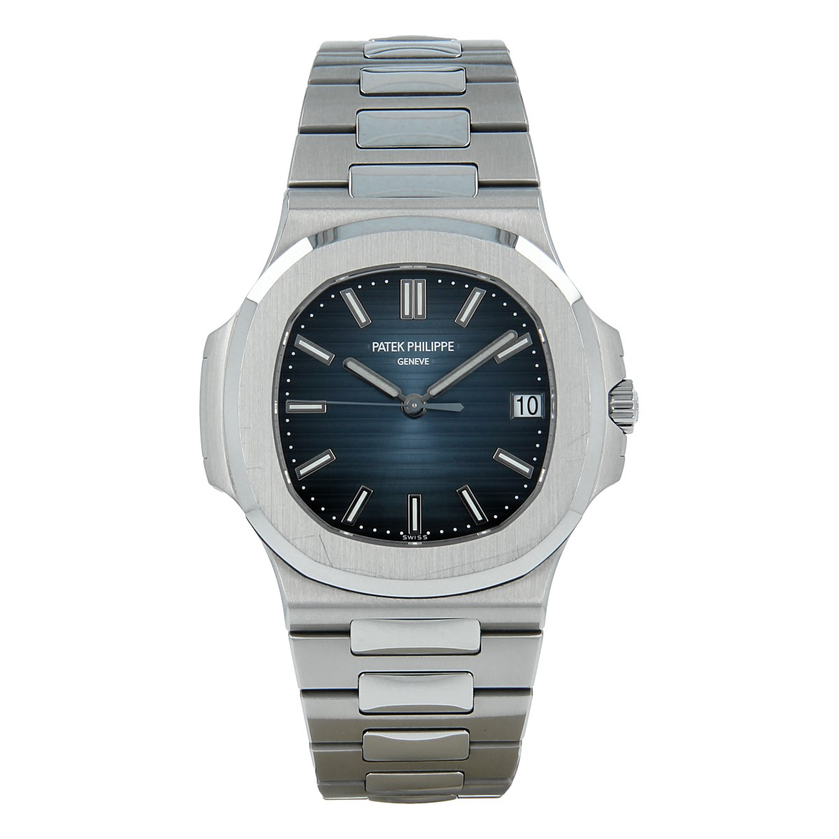 Patek Philippe Nautilus 5711/1A Blue Dial *2019* | Buy second-hand Patek Philippe watch