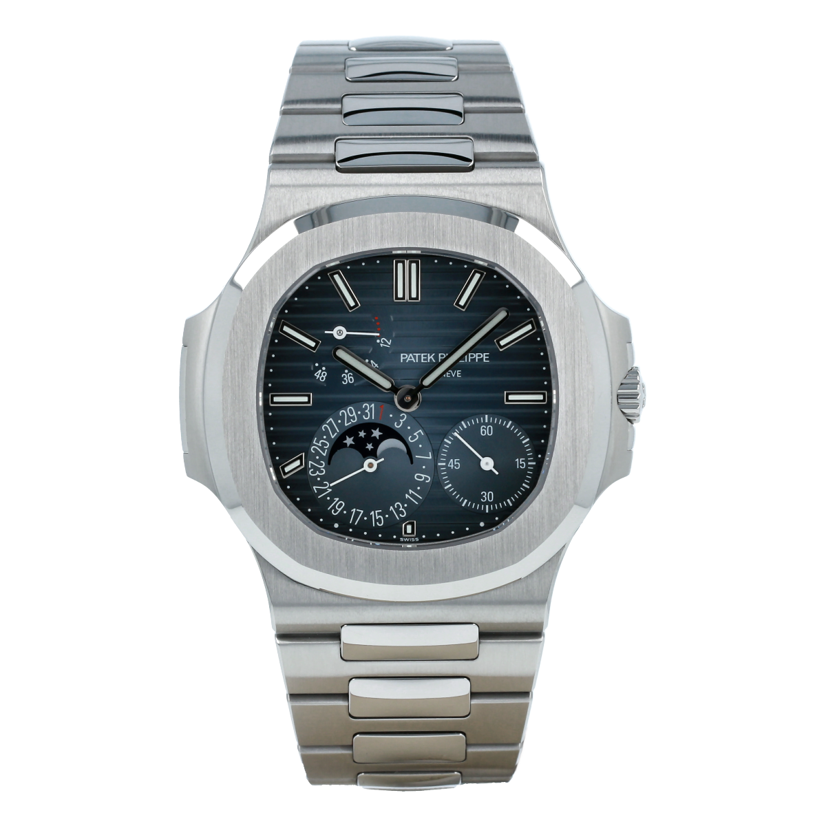 Patek Philippe Nautilus 5712/1A Moon Phase *Brand-New* | Buy pre-owned Patek Philippe watch