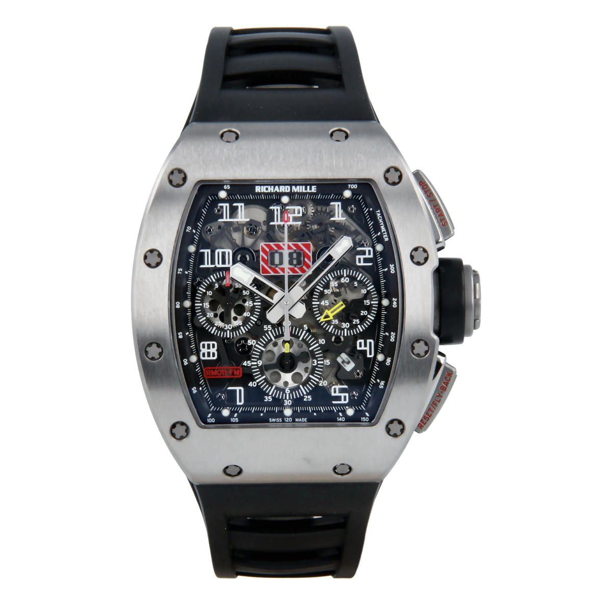 Richard Mille RM11 Chronograph Felipe Massa Titanium *As Good As New* | Buy pre-owned Richard Mille watch