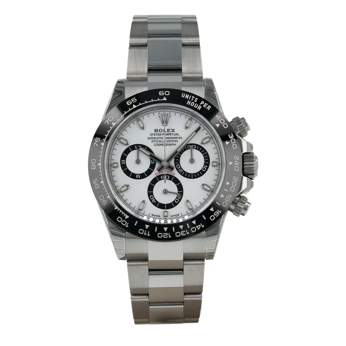 Rolex Cosmograph Daytona 116500LN | Buy pre-owned Rolex watch