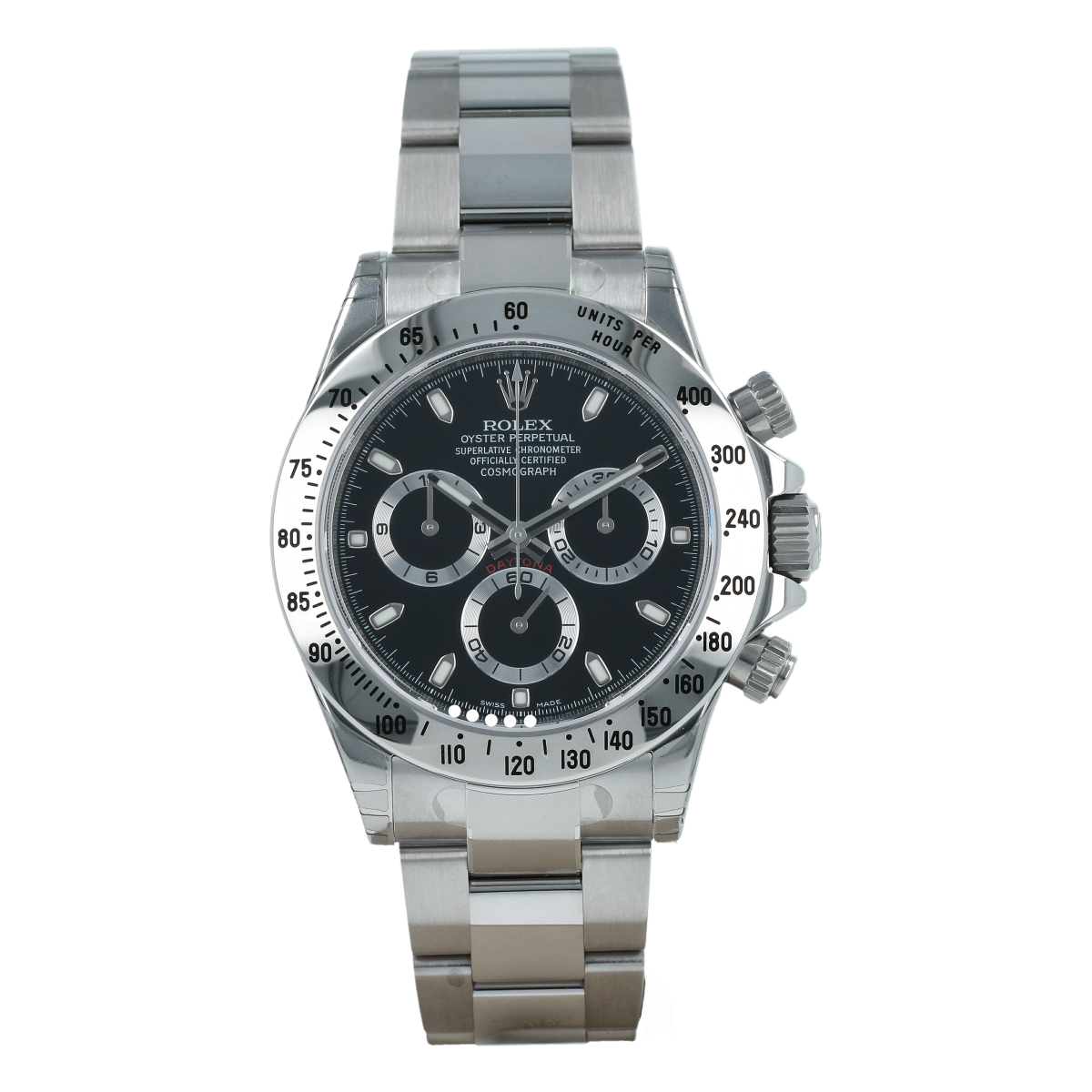 "Rolex Cosmograph Daytona 116520 ""Chromalight NOS (2018) 