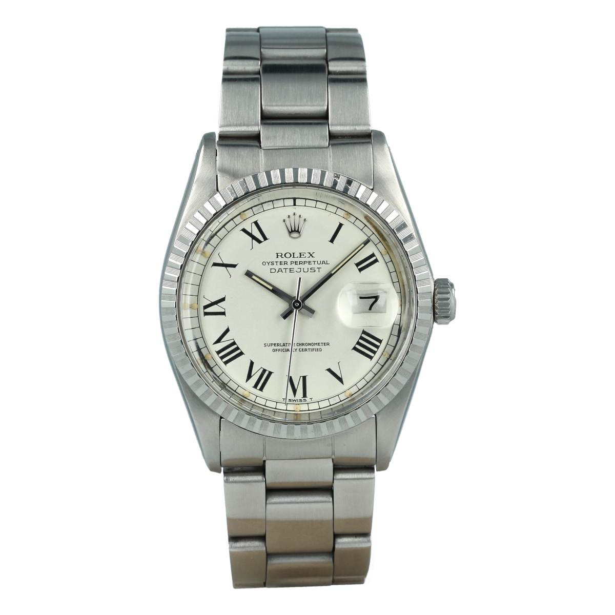 Rolex Datejust 1603 36mm Esfera