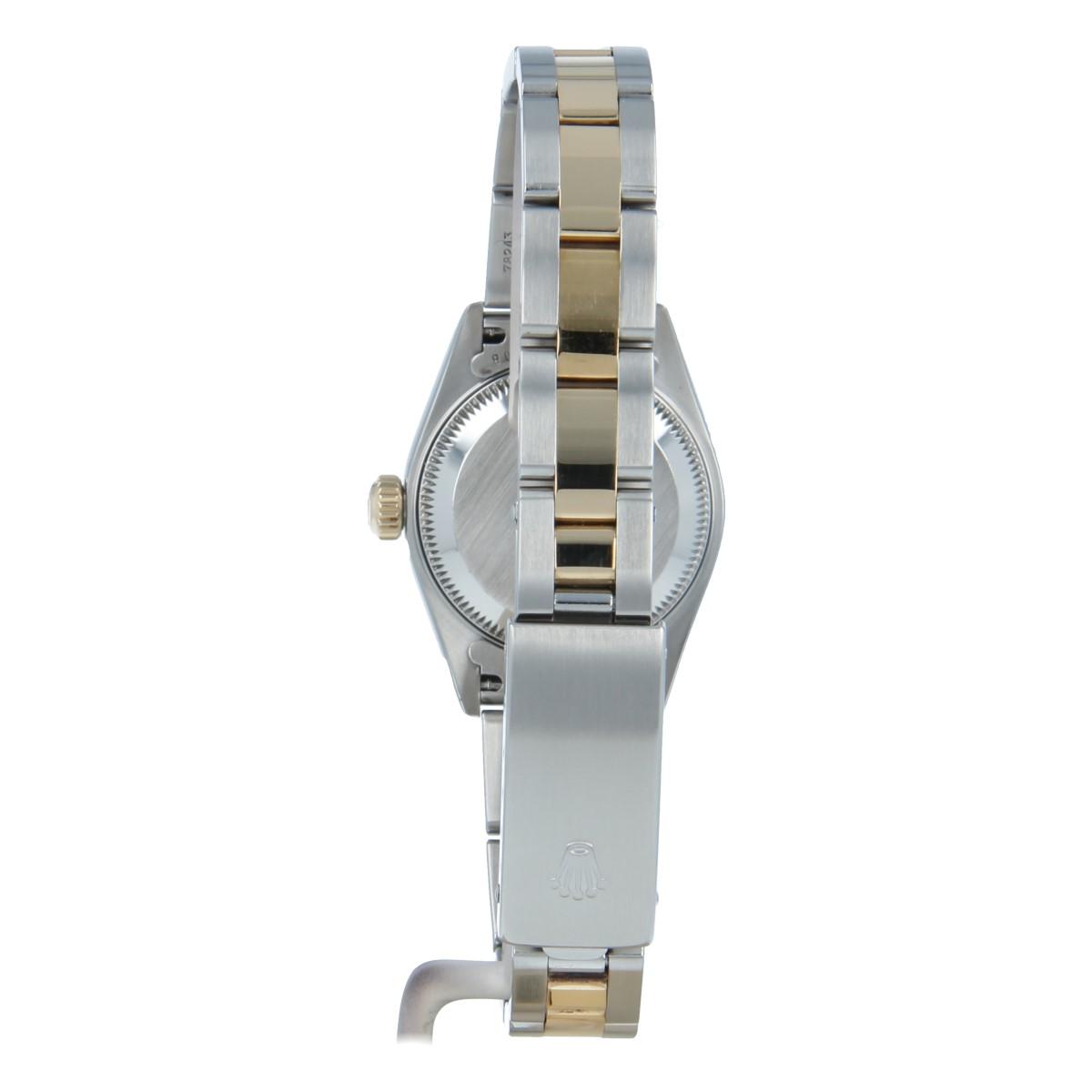 8d9f3d647bd Rolex Lady-Datejust 79163 26mm Mixto