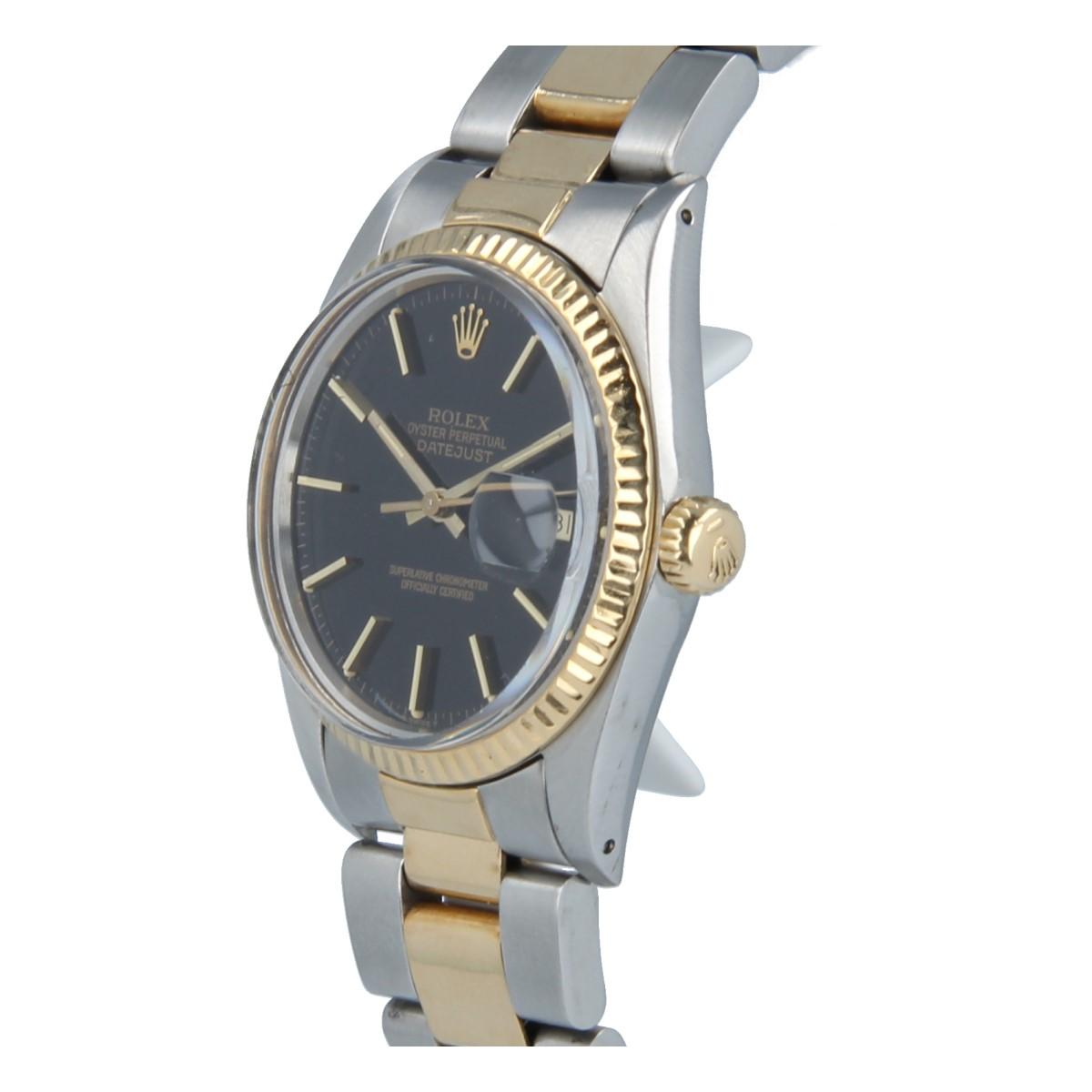 3795ec6707d Rolex Datejust Oyster Perpetual 16013 | Comprar reloj Rolex de ...