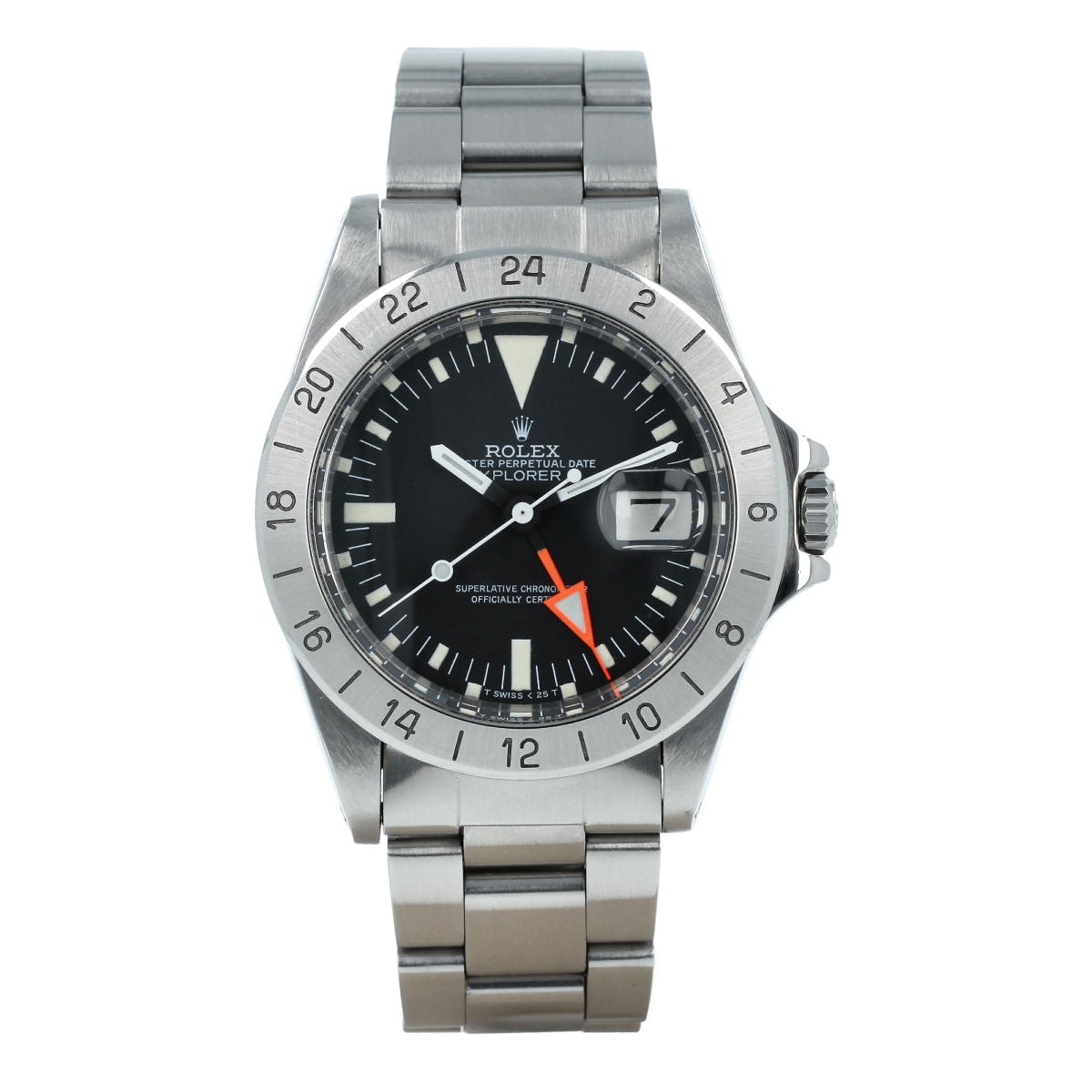 "Rolex Explorer II 1655 MK5 ""Freccione/""Steve McQueen (1984) 