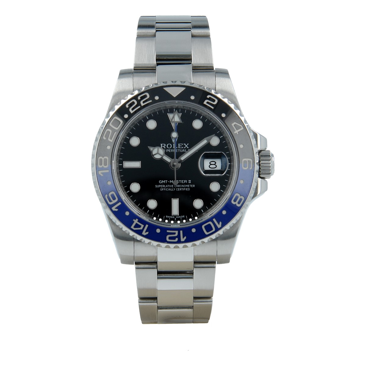 Rolex GMT Master II 116710 BLNR *Batman* | Buy second-hand Rolex watch