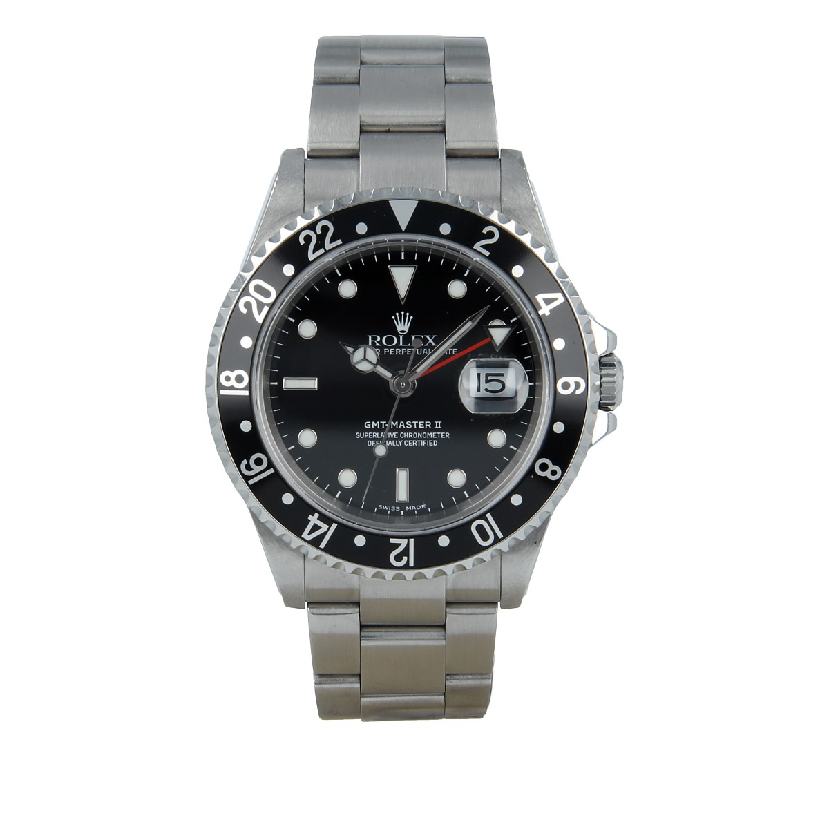 Rolex GMT Master II 16710 in mint condition | Buy second-hand Rolex watch