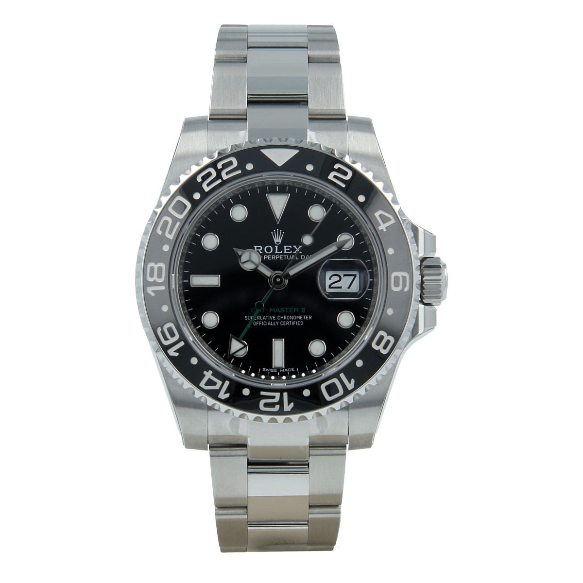 Rolex GMT Master II 116710 LN *New with Stickers* | Buy second-hand Rolex watch