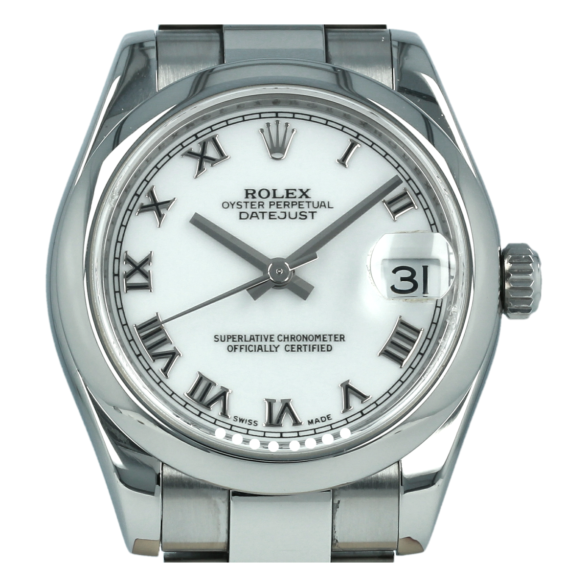 Rolex Lady-Datejust 178240 31mm Acero [ID14885]