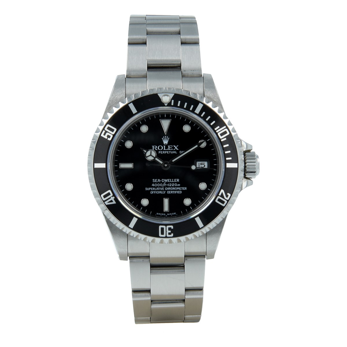 4000 Dweler Sea 16600completo Rolex Nm0Ov8nwy