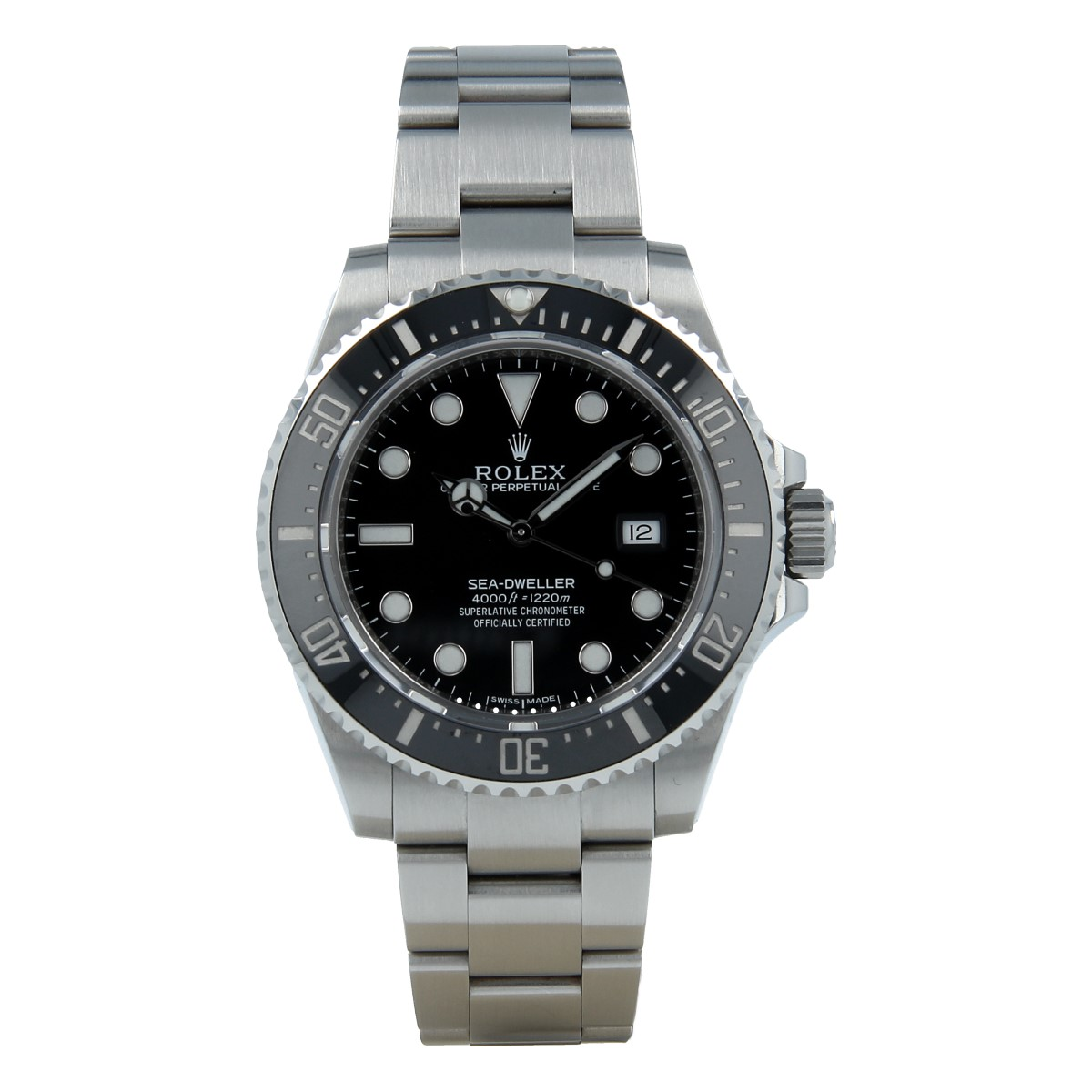 Rolex Sea-Dweller 116600    *Never Polished* | Buy second-hand Rolex watch