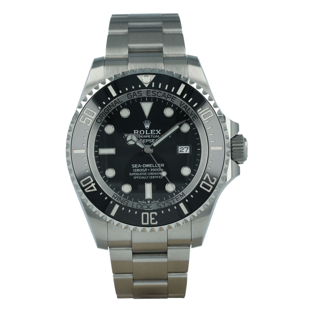 Rolex Sea-Dweller Deepsea 126660 *Brand-New* | Buy pre-owned Rolex watch