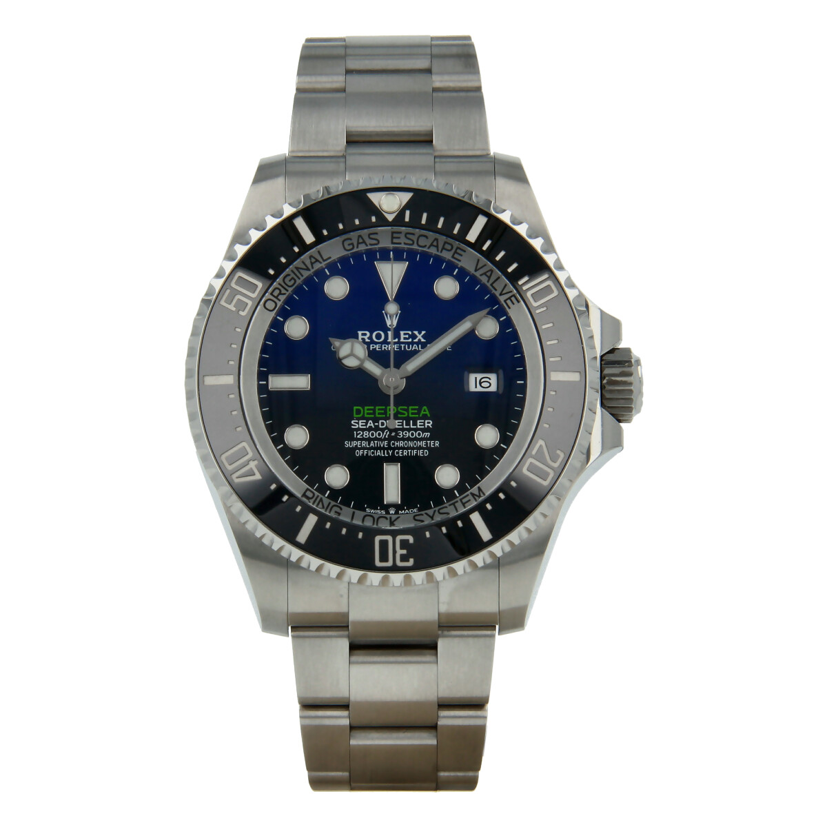 Rolex Sea-Dweller Deepsea 126660