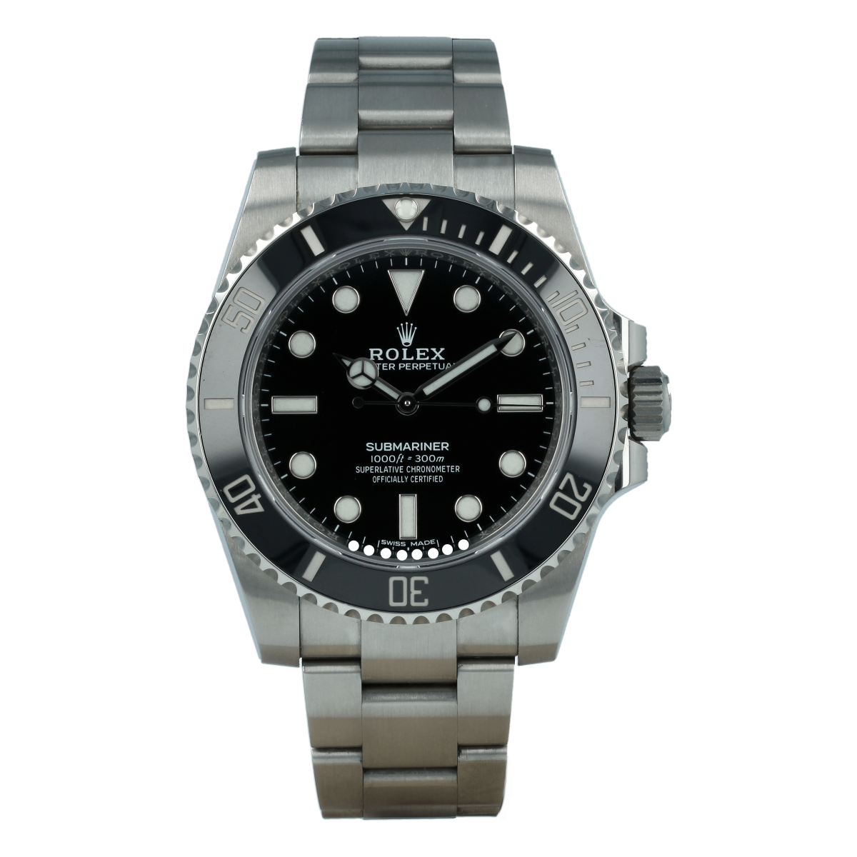 Rolex Submariner 114060 *Full Set* | Buy pre-owned Rolex watch