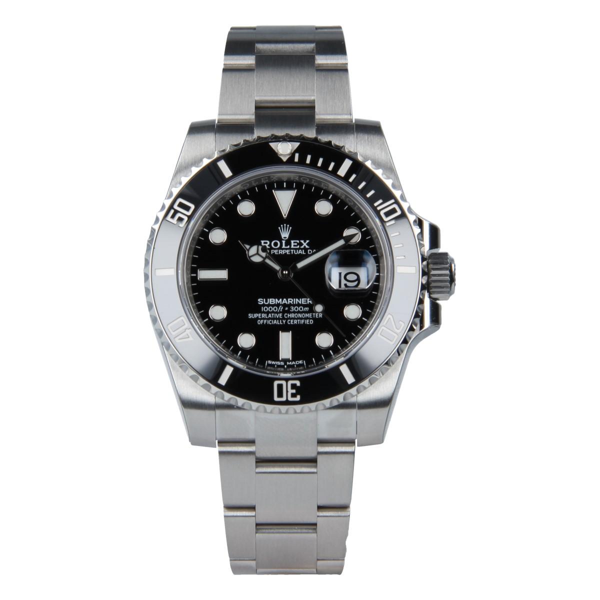 Rolex Rolex 116610 Lnnuevo Submariner 116610 Submariner qVpMSUz