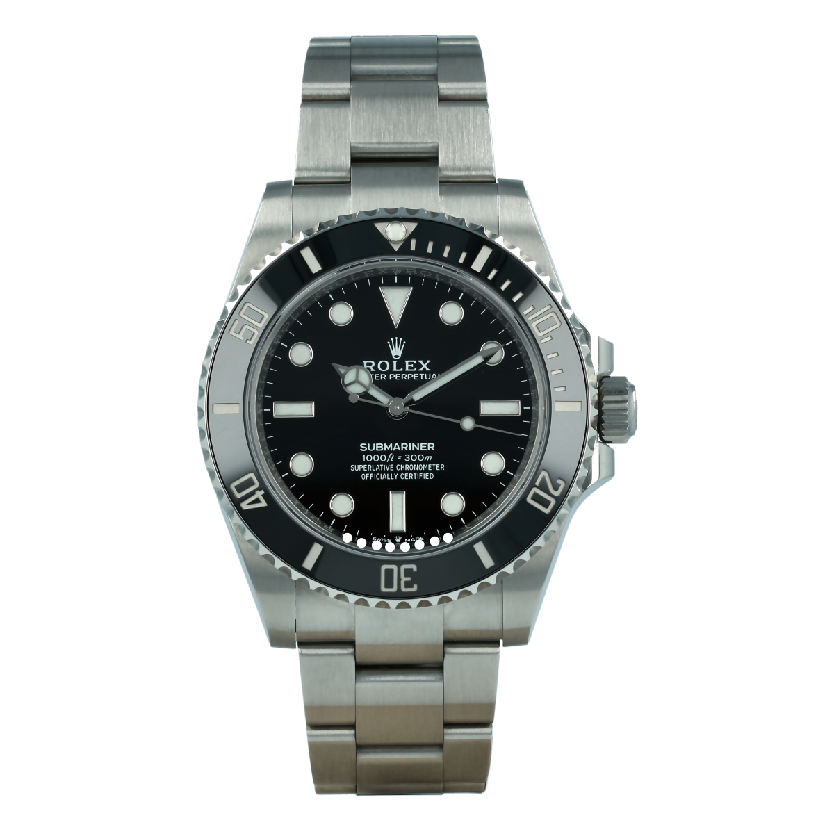 Rolex Submariner 124060 *New Model* | Buy pre-owned Rolex watch