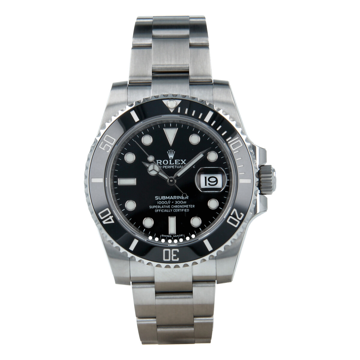 Rolex Submariner Date 116610LN *Brand-New* | Buy pre-owned Rolex watch