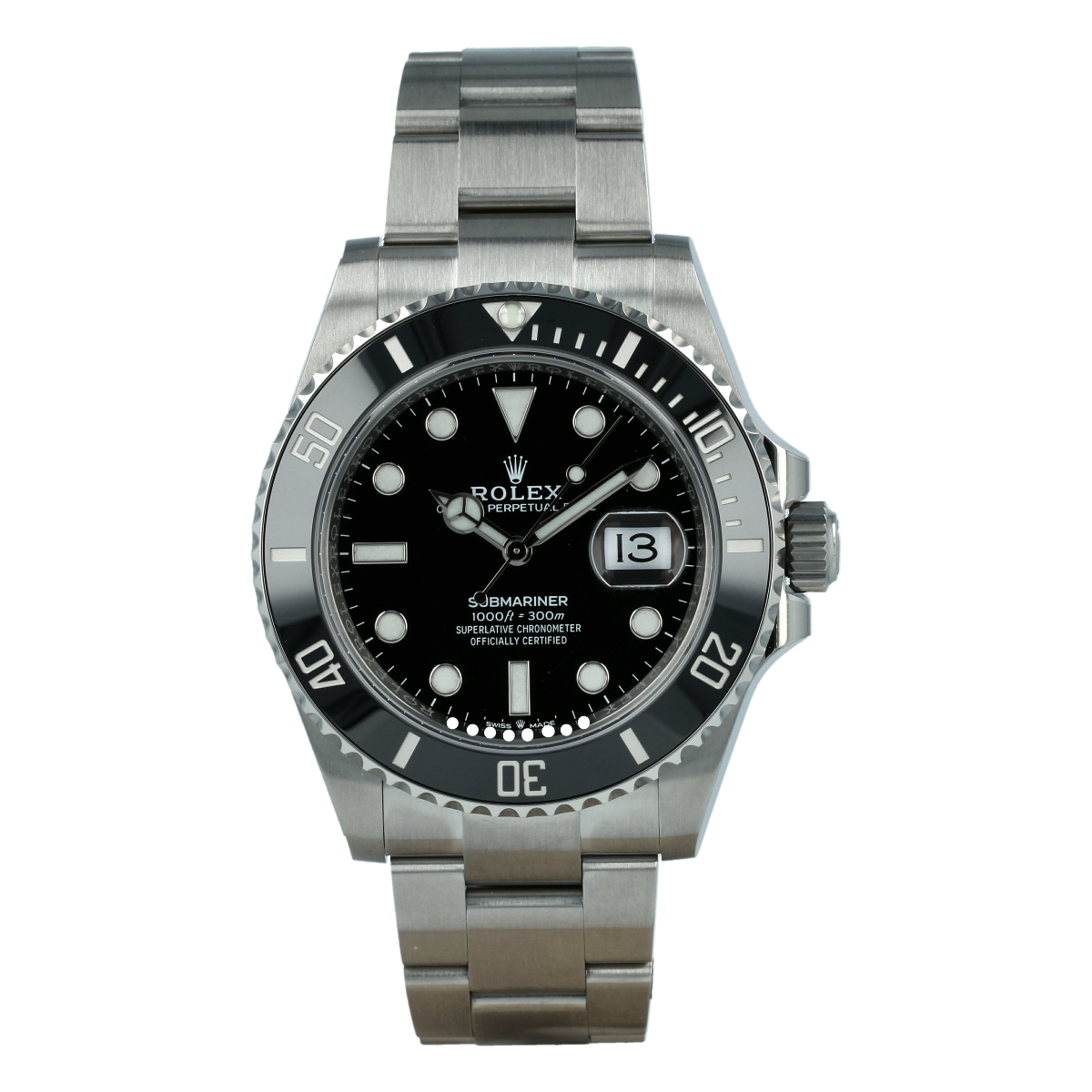 Rolex Submariner Date 10LN New Model   Buy pre owned Rolex watch