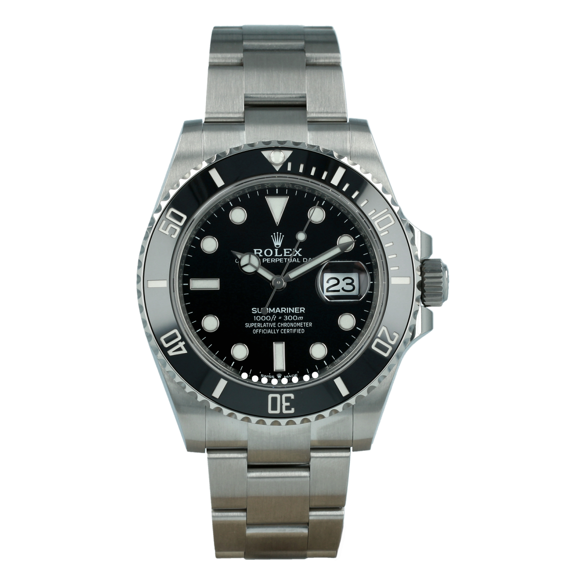 Rolex Submariner Date 126610LN *New Model* | Buy pre-owned Rolex watch