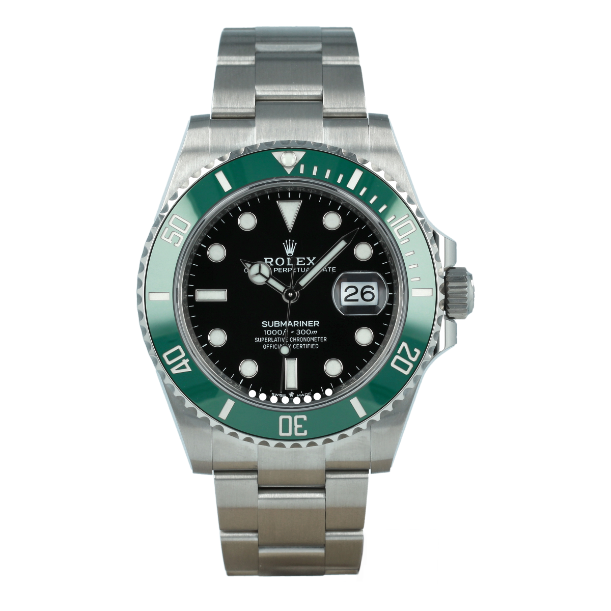 Rolex Submariner Date 126610LV