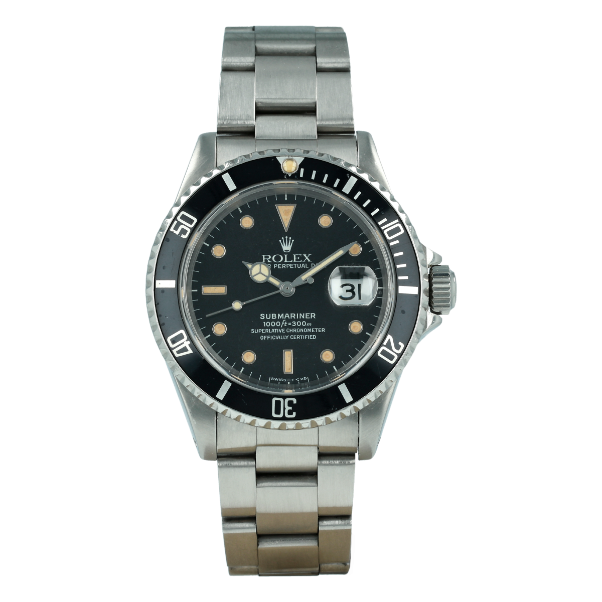 Rolex Submariner Date 16610 *Full Set* (1995) | Buy pre-owned Rolex watch