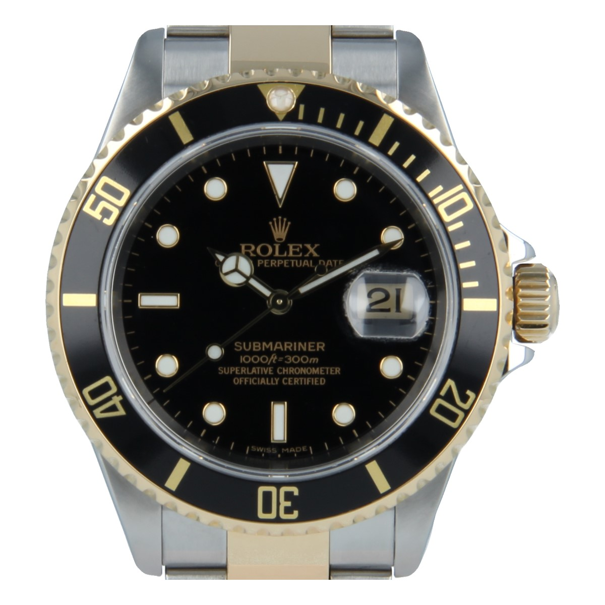 401f99fe2d1 Rolex Submariner Date 16613  Full Set