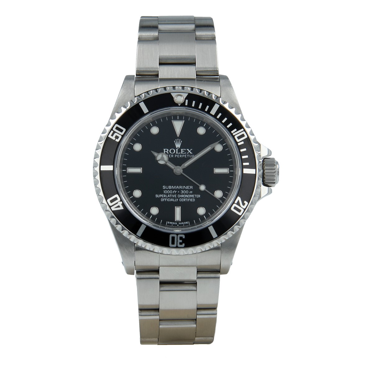 Rolex Submariner No Date 14060M RRR *Full Set* | Buy second-hand Rolex watch