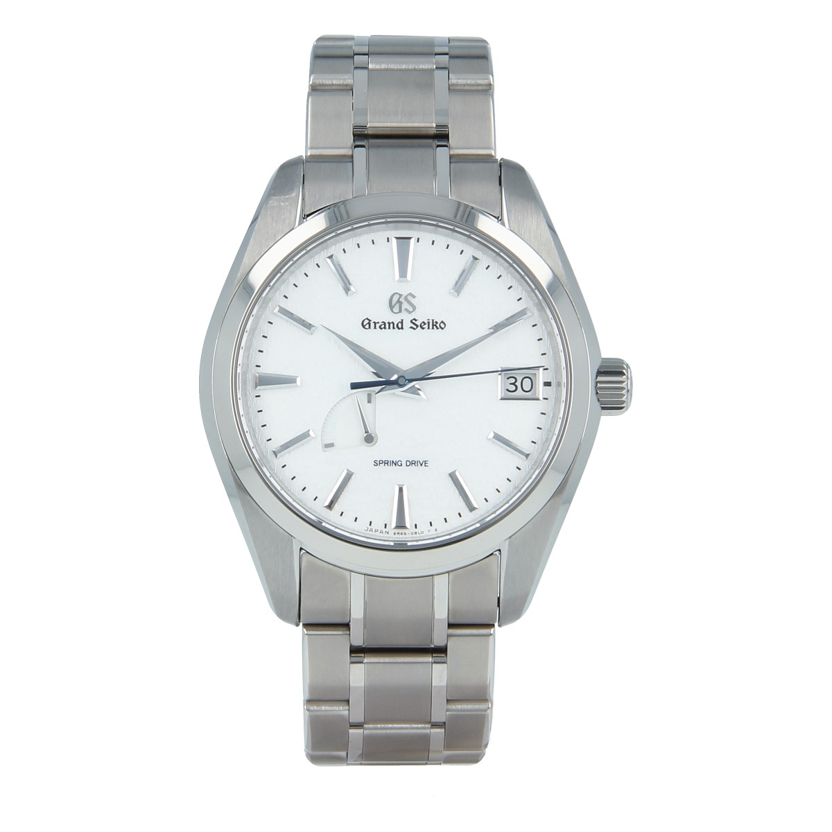 Seiko Grand Seiko Spring Drive Snowflake SBGA211.     *New* | Buy second hand Seiko watches