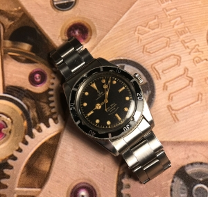 Tudor's Greatest Debut: The First Submariner 7922
